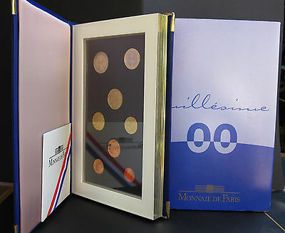 Coffret 2000 Be @ Euros @ Neuf Complet