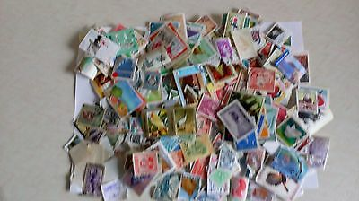 400 World Stamps, Used Off Paper