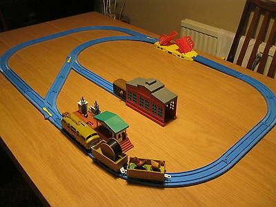 Thomas The Tank And Friends,diesel Train Set.