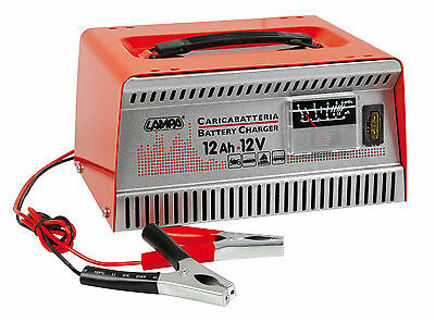 Pro-Charger caricabatteria 12V - 12A - Electronic