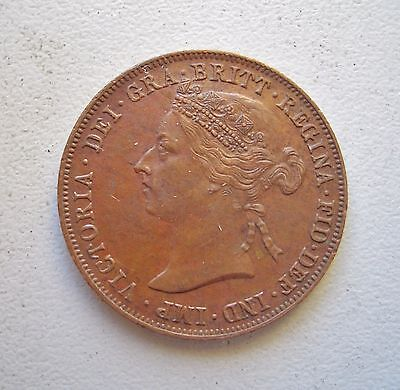 British, East Africa Protectorate 1897 One Pice ,EF  25.5 mm Diameter, 6,6 Grams
