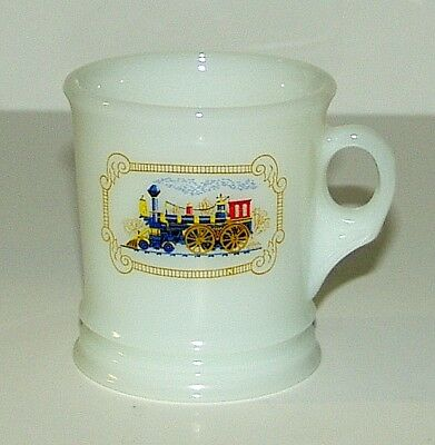 Avon IRON HORSE Train Shaving or Coffee Mug