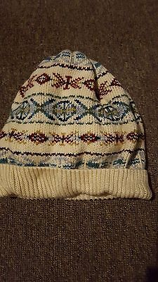 Gorgeous boys winter hat, From Gap, age 2-3 years