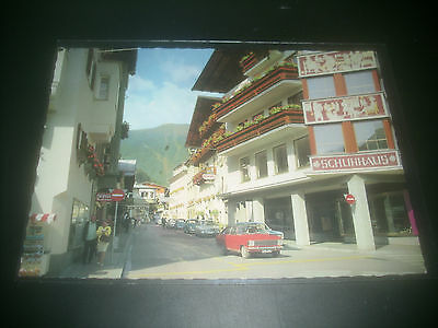 Zell am See Seegasse Oldtimer alte Autos