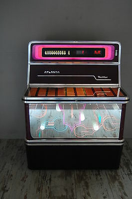 Jukebox Wurlitzer Modell Atlanta 3D