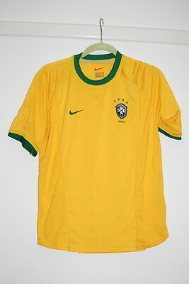 Nike Brazil Vintage football shirt size XL