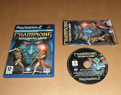Champions : Return To Arms para Sony Playstation 2 / PS2, Pal