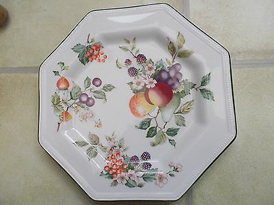 Single Johnson Brothers Fresh Fruit Dinner Plate