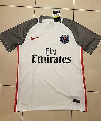 Psg Maillot Training 2017 Taille M Neuf