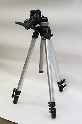 MANFROTTO Art. 190 Professional Tripod With Manfrotto 115 Pan / Tilt Head