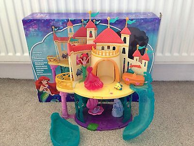 Disney Ariel Castle and Under the Sea Playset