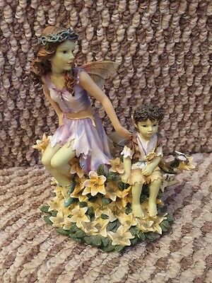 Christine Haworth The Faerie Touch Ornament  Collectable Fairy