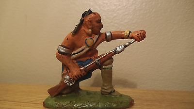 ARMIES IN PLASTIC Woodland Indian (3)