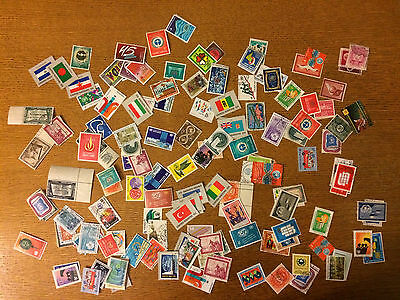 United Nations stamps small lot