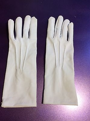 Goodwood Retro 1950's Original Baby Blue Stretch Ladies Gloves