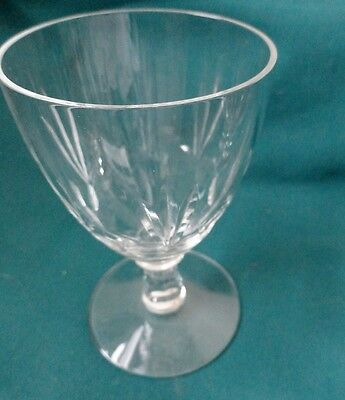 Cambridge Glass Cocktail Glasses, Set of 4