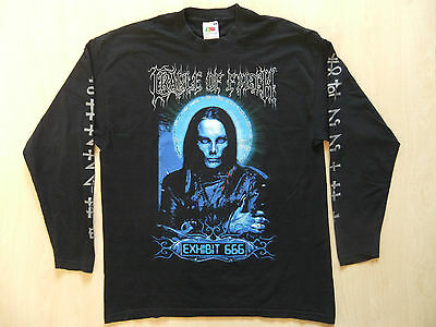 Cradle Of Filth - Twisted Freak Of Nature Xl Longsleeve T-Shirt Emperor