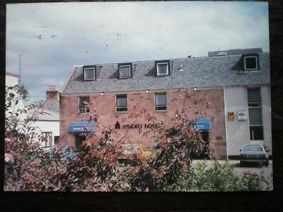 Postcard Inverness-Shire Beauly - Priory Hotel