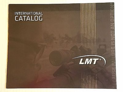 LMT International Firearms Catalog NEW 7 Pages