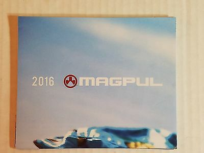 MAGPUL / 2016 Poster Size Information Sheet  / New