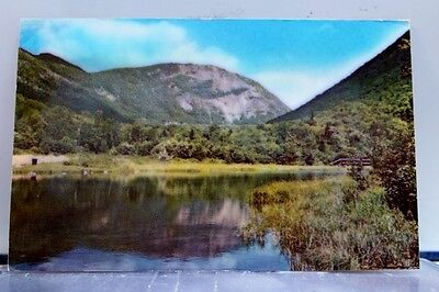 New Hampshire NH Crawford Notch Postcard Old Vintage Card View Standard Souvenir