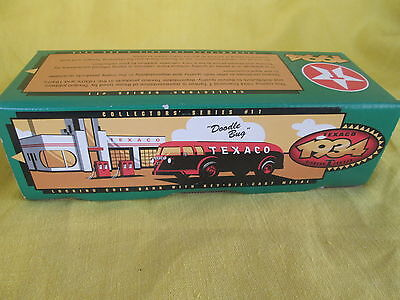 Ertl Texaco 1934  DOODLE BUG Truck Bank (New in box) B195 Diamond T Tanker