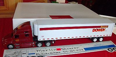 Ronnie Dowdy Inc. Trucking Kenworth Tractor And 48' Trailer Winross Truck