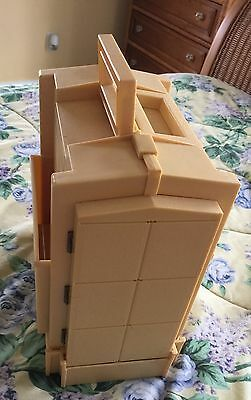 Vtg Fold Out  Sewing Box Very Rare