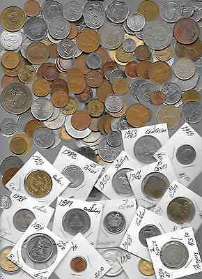 Five (5) Pound Bag of wide variety World / Foreign Coins 202