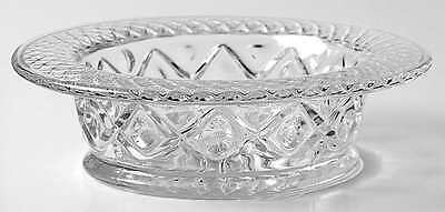 Imperial Glass Ohio CAPE COD CLEAR (#1602 & #160) Baked Apple Dish 9361069