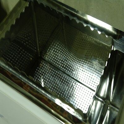 Stainless Steel Quartz Walled Processing Process Bath