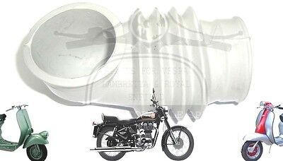 LAMBRETTA GP DL CARBURETTOR AIR HOSE PIPE GREY  @AEs