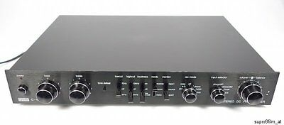Eumig C-1000 Stereo Dc Pre Amplifier