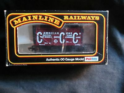 Mainline Cambrian Coke Wagon Boxed