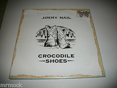 "Jimmy Nail- Crocodile Shoes Vinyl 7"" 45Rpm P/s"