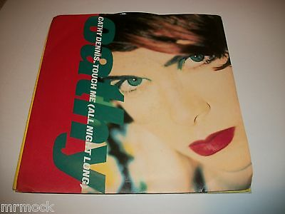 "Cathy Dennis- Touch Me Vinyl 7"" 45Rpm Ps"