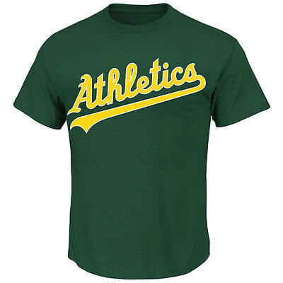 Oakland Athletics MLB Adult Classic Logo T-shirt