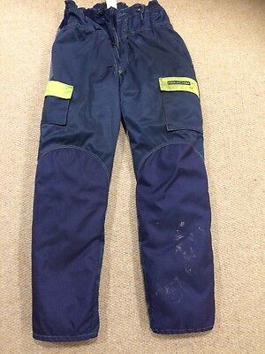Chainsaw Trousers Francital Size Xl