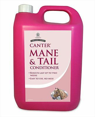Canter Mane & Tail Conditioner 5 Litre