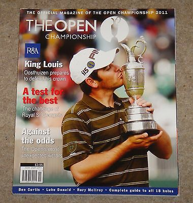The Open Championship – 2011 – Official Magazine - Golf