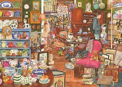 The House Of Puzzles - 1000 PIECE JIGSAW PUZZLE - Den Of Antiquity