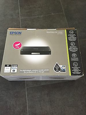 Epson Workforce WF-100W A4 Colour Inkjet Printer
