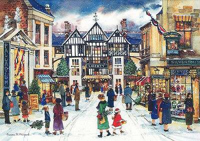 The House Of Puzzles - 500 PIECE JIGSAW PUZZLE - Going To Town Unusual Pieces