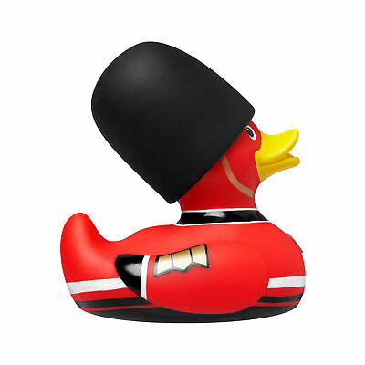 Grenadier Guard Mini Bud Duck Pvc Rubber Bath Ducky Novelty Collectors Royal