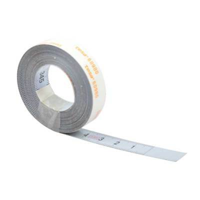 Kreg Self-Adhesive Counter Measuring Tape Metric 3.65m for Track KMS7728 R-L