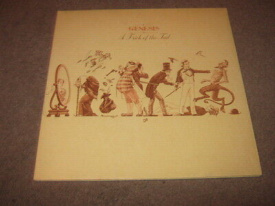 Genesis  -  A Trick Of The Tail  Lp