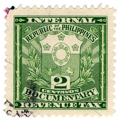 (I.B) Philippines Revenue : Internal Revenue 2c (Documentary)