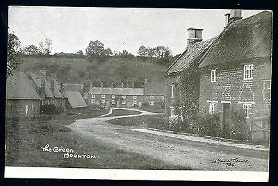 Oxfordshire HORNTON The Green sent 1907