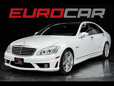 2008 Mercedes-Benz S-Class Base Sedan 4-Door 2008 Mercedes-Benz S63 AMG, PANO ROOF, IMMACULATE, ONLY 29K MILES!!