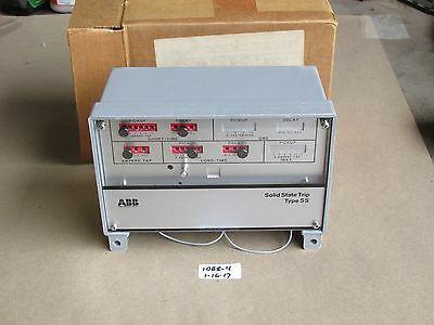 +New Abb Power Shield Solid State Trip 609903-T001  Type: Ss4